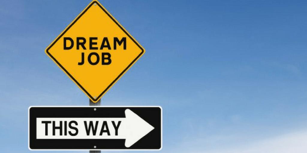 The surprising secret to landing your dream job